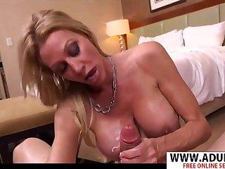 Mommy Mallory POV Sex