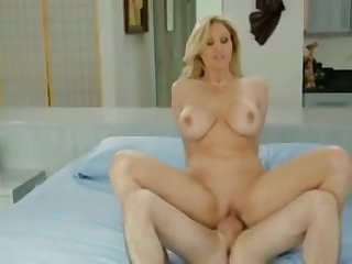 Tempting busty experienced female is blowing my dicks