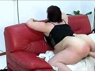 Breeding bbw doggystyle