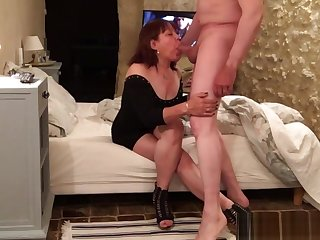 Mature Asian Blowjob Fuck CFNM02