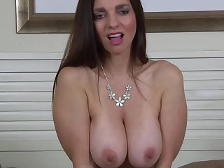 Mindi Mink - Full-Bosomed Cougar Plays With He - mindi mink