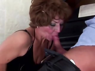 Mature Pissing and Hard Sex