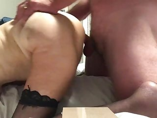 60 Year old Granny amateur porn