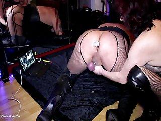 Anal Dildo & Milking For My Slut Pt2 - TacAmateurs