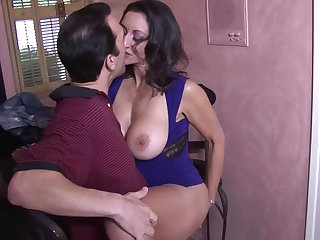 Magical porn moments with best friend's hot mom