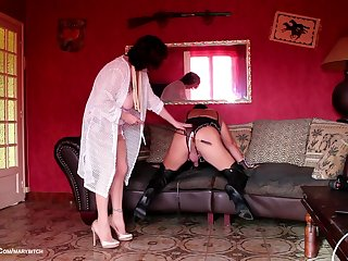 Horse Whipped For My Sissy Squirter - TacAmateurs
