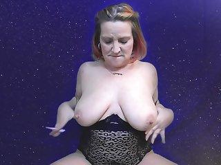 Intense Nipple and Tit Play, Sucking, Big tits, big nipples