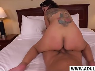 Realy Nice Mother Adalina Gets nailed Cool Hot Stepson