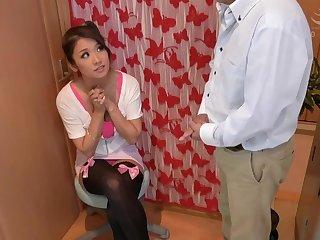 Japanese Erika hardcore massage
