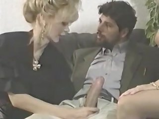 Classic porn movie with amazing Dolly Buster