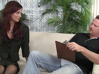 Big tit mature laid off and needs cash to pay her bills