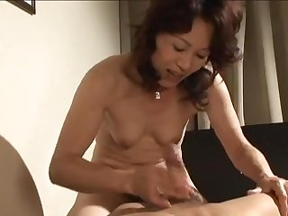 Japanese Mature Gets Creampied AGAIN! (uncensored) -