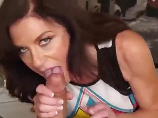 Granny craves some butt fucking action from next door exciting