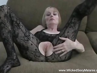 Hot swinger Wicked Sexy Melanie doing her thing here with total style