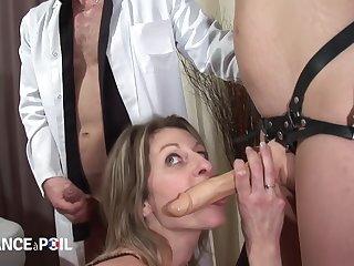 La France A Poil - Mathilde, Mature Squirt Woman, Is Di