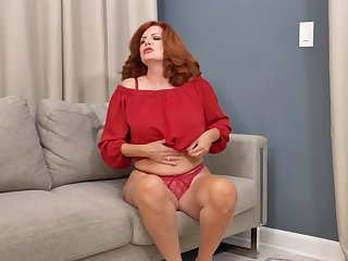 Andi James always reaches a perfect orgasm when she masturbates