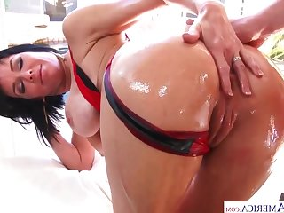 Veronica Auluv jism inwards HD