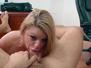 Top milf ends massive porn hoax helter-skelter a big facial