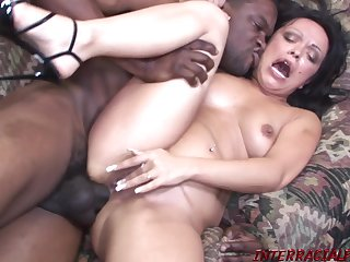 Mature Valentina Gives Up The Ass For BIG BLACK MALE POLE - FORNICATE MOVIE