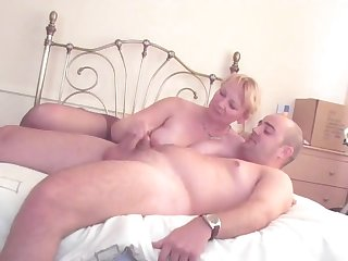 Liz Bonetto Seduces Her Younger Lover