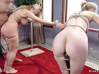 Bodyguard whips 18-year-old dancer and her mother I´d like to fuck