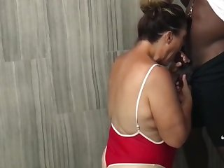 Cheating Wife Fucks Black Boys On Vacation