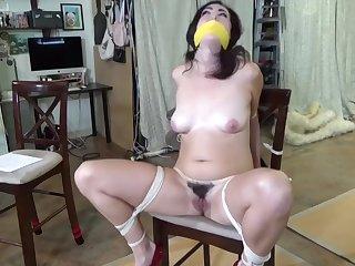 Cruel Punishment - lesdom bondage