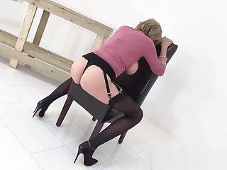 Nice buxomy experienced female