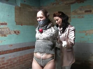 Some Creepy Bondage Screw Video - Lesdom Porn