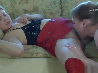 Viola russian mature lesbian